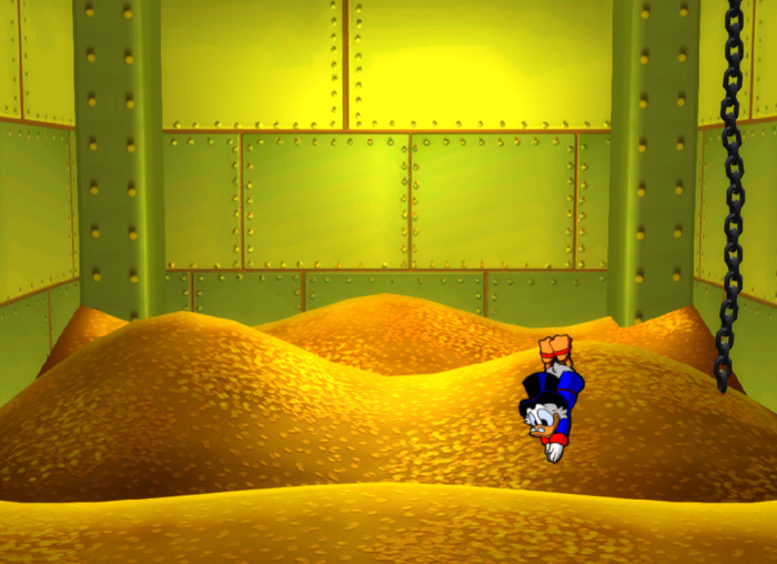 Capture d'écran de Ducktales Remastered